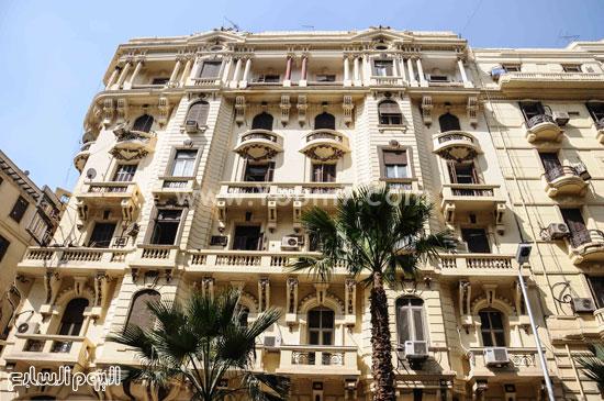 ترميم القاهرة الخدية، وسط البلد (6)