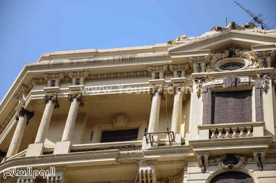 ترميم القاهرة الخدية، وسط البلد (9)