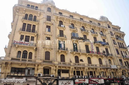 ترميم القاهرة الخدية، وسط البلد (16)