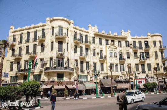 ترميم القاهرة الخدية، وسط البلد (18)
