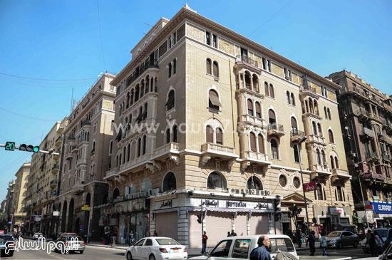ترميم القاهرة الخدية، وسط البلد (19)