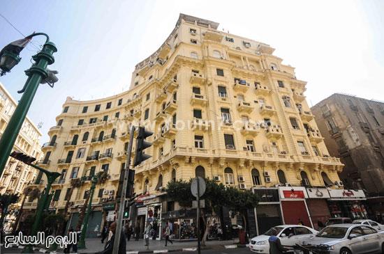 ترميم القاهرة الخدية، وسط البلد (21)