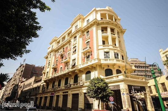 ترميم القاهرة الخدية، وسط البلد (22)