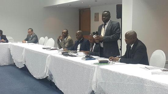 مصر تستقبل أول وفد رجال أعمال أفارقة من الكونغو بعد الكوميسا (1)