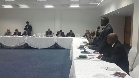مصر تستقبل أول وفد رجال أعمال أفارقة من الكونغو بعد الكوميسا (4)