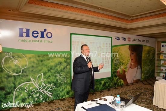 مؤتمر شركة هيرو السويسرية (2)