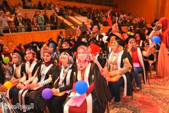 تخرج طلاب -كليه الطب- جامعه اسيوط (4)
