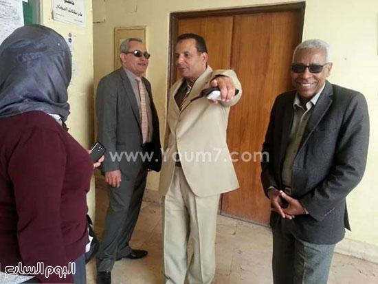 سيد خطاب يتفقد قصور ثقافة المنيا (2)