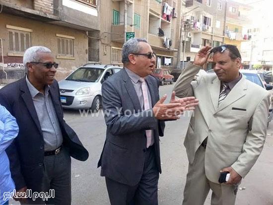 سيد خطاب يتفقد قصور ثقافة المنيا (5)
