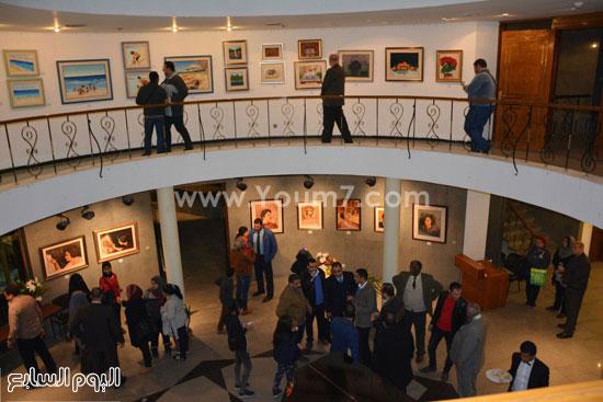 معرض فنون وعلوم (2)