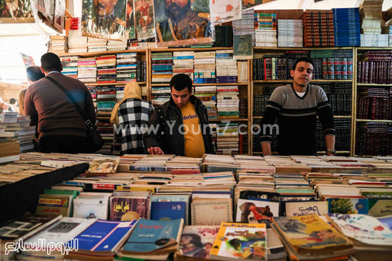 معرض القاهرة الدولى للكتاب (4)