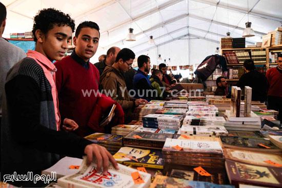 معرض القاهرة الدولى للكتاب (12)