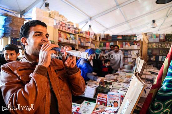معرض القاهرة الدولى للكتاب (16)