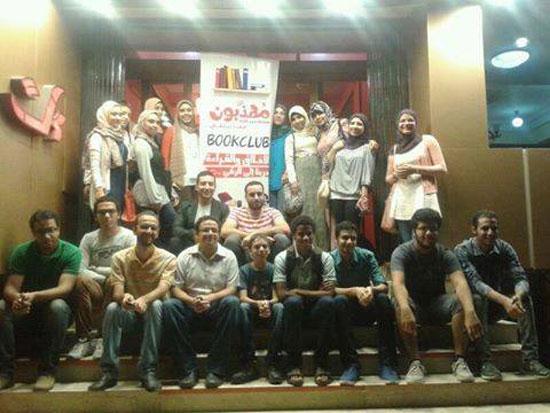 مهذبون ، معرض الكتاب، الكفيف، الثقافة ، اخبار الثقافة (1)