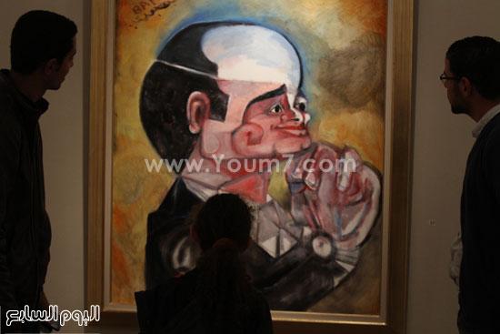 أشرف رضا، مدونات عمر، جورج بهجورى، الرئيس السيسى (4)