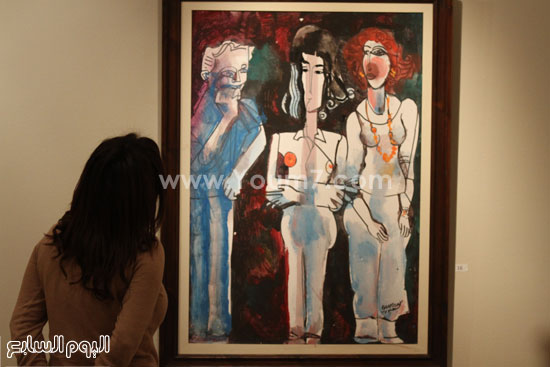 أشرف رضا، مدونات عمر، جورج بهجورى، الرئيس السيسى (10)