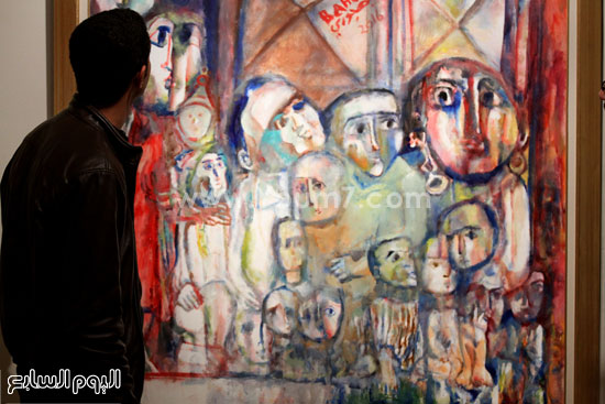 أشرف رضا، مدونات عمر، جورج بهجورى، الرئيس السيسى (16)