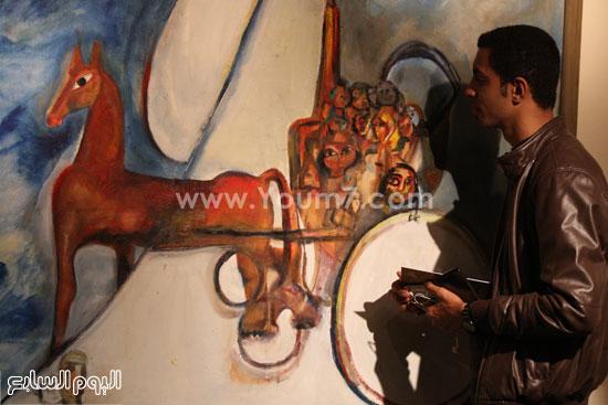 أشرف رضا، مدونات عمر، جورج بهجورى، الرئيس السيسى (22)