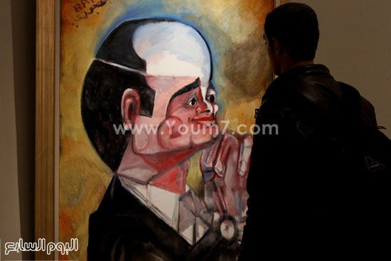 أشرف رضا، مدونات عمر، جورج بهجورى، الرئيس السيسى (24)