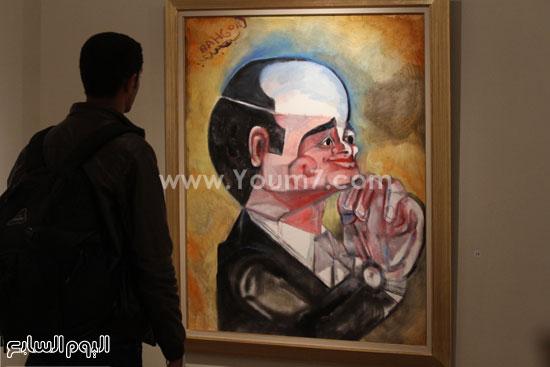 أشرف رضا، مدونات عمر، جورج بهجورى، الرئيس السيسى (25)