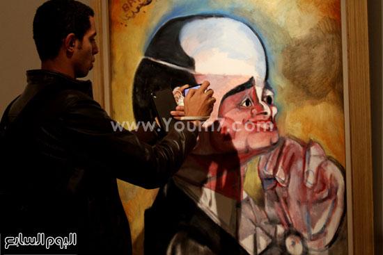 أشرف رضا، مدونات عمر، جورج بهجورى، الرئيس السيسى (26)