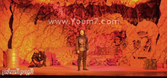 الفن ، الثقافة ، المسرح ، وزير الثقافة ، حلمى النمنم ، خبر ، عاجل (5)