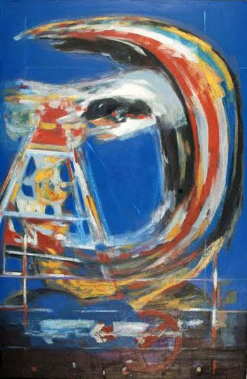 معرض الفن التشكيلى (3)