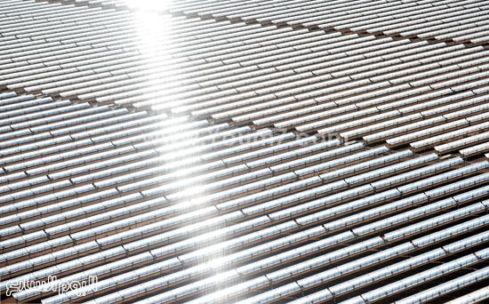 المغرب يدشن المرحلة الأولى لأكبر مشروع لأنتاج الطاقة الشمسية (22)