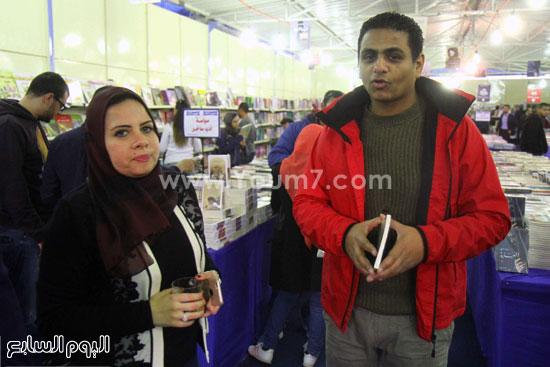 محمد صلاح العزب ، ستديو ريهام للتصوير ، معرض الكتاب ، اخبار الثقافة (1)