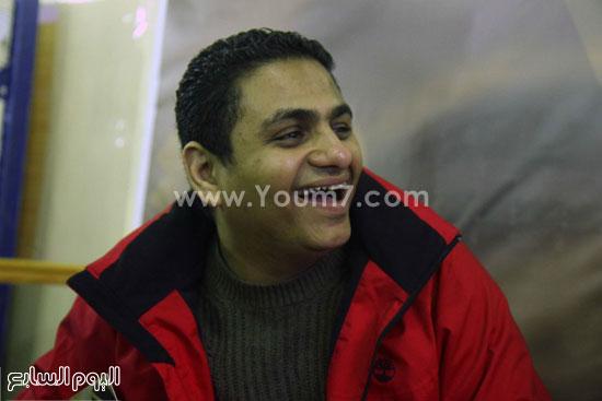 محمد صلاح العزب ، ستديو ريهام للتصوير ، معرض الكتاب ، اخبار الثقافة (14)