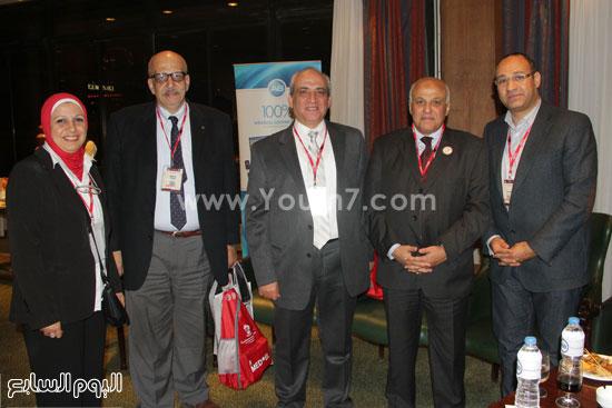 مؤتمر دولى اخبار الصحة زراعة القوقعة مصر الشرق الأوسط (6)