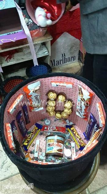 انبوبه الشيكولاته (2)