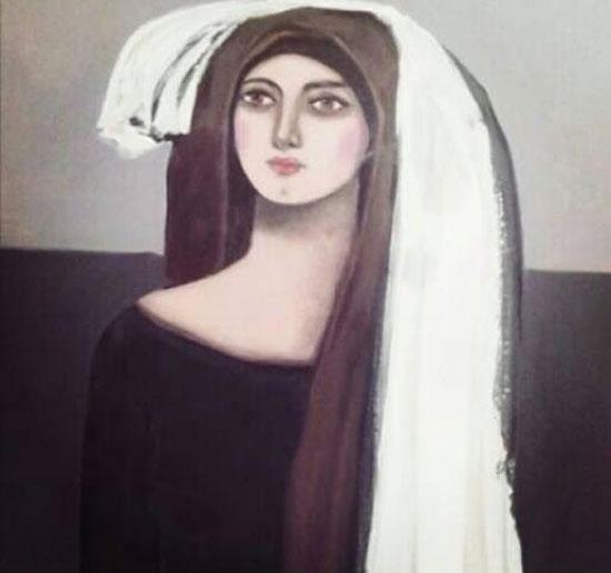 الفنان-السعودى-التشكيلى-فهد--الخجيلان
