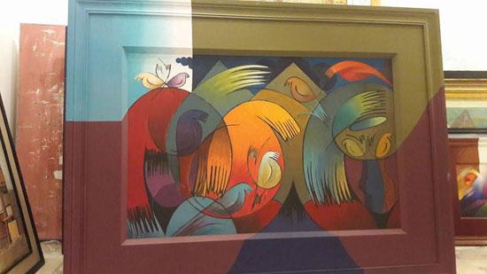 لوحات فنيه (8)