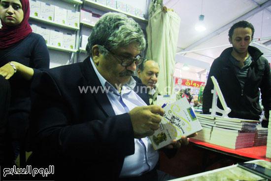 حفل توقيع كتاب مسروق بن مسروق (6)