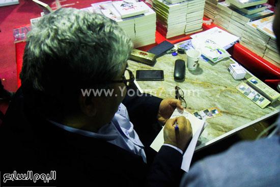 حفل توقيع كتاب مسروق بن مسروق (12)