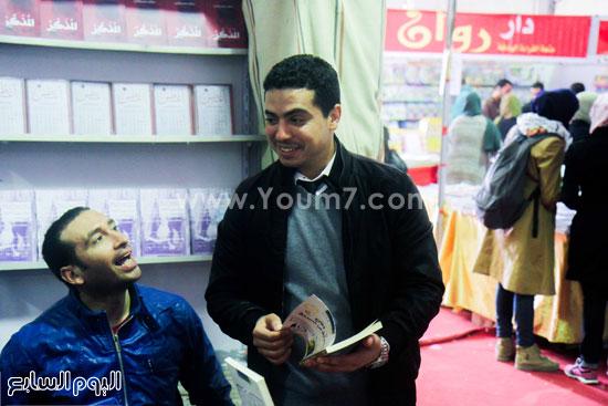 حفل توقيع كتاب مسروق بن مسروق (19)