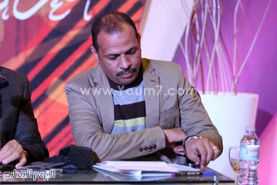 ندوة تجربة الغيطانى الصحفية (4)