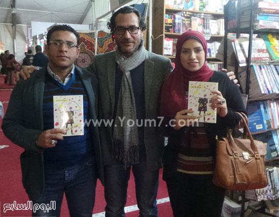الكاتب سامح قاسم (4)