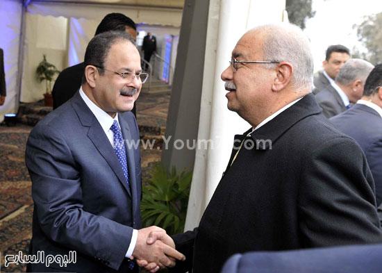 وزارة الداخلية مستشفى الشرطة  اخبار مصر شريف اسماعيل رئيس الوزراء (14)