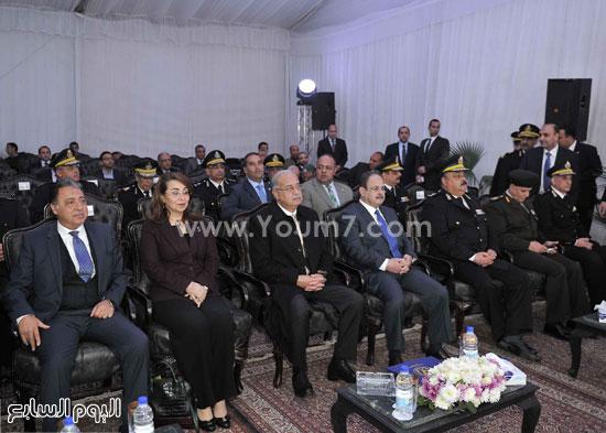 وزارة الداخلية مستشفى الشرطة  اخبار مصر شريف اسماعيل رئيس الوزراء (16)