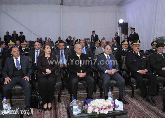 وزارة الداخلية مستشفى الشرطة  اخبار مصر شريف اسماعيل رئيس الوزراء (17)