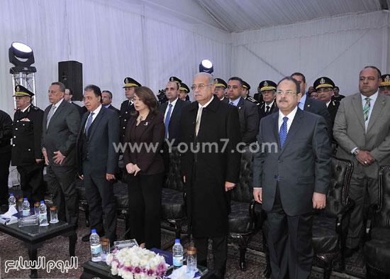 وزارة الداخلية مستشفى الشرطة  اخبار مصر شريف اسماعيل رئيس الوزراء (18)
