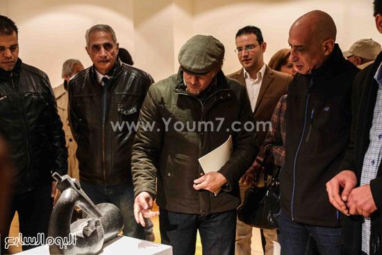 الفنون التشكيلية الاوبرا خالد سرور معاوية هلال (2)