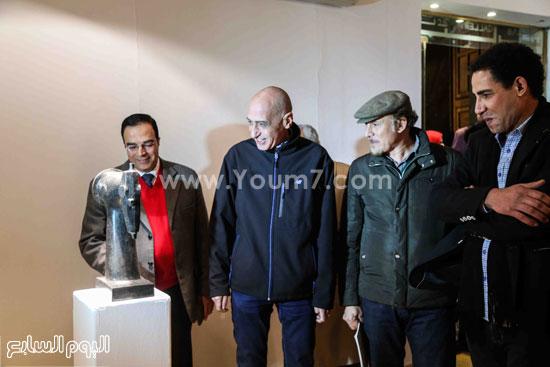 الفنون التشكيلية  الاوبرا خالد سرور معاوية هلال (12)