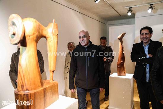 الفنون التشكيلية  الاوبرا خالد سرور معاوية هلال (20)