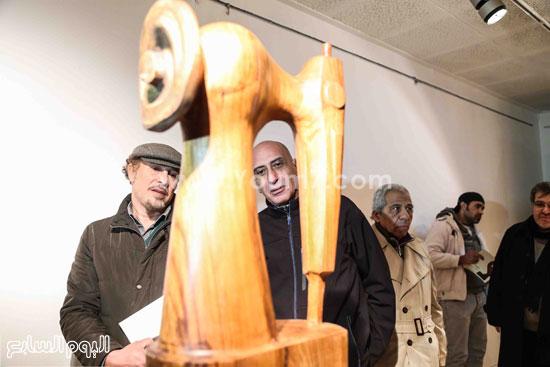 الفنون التشكيلية  الاوبرا خالد سرور معاوية هلال (21)