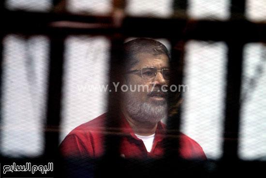 محمد مرسى  اخوان  التخابر مع قطر  محاكمه مرسي  اخبار الحوادث  شرين فهمى (1)