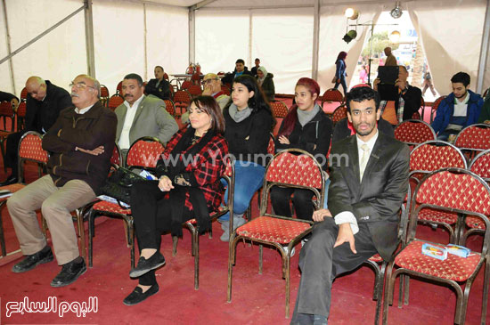 ندوة إيناس عبد الدايم، رئيس دار الأوبرا المصرية (4)