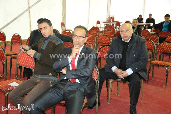 ندوة إيناس عبد الدايم، رئيس دار الأوبرا المصرية (6)